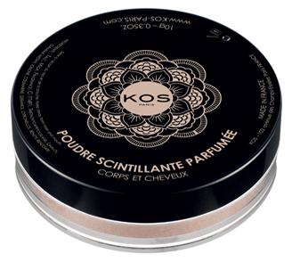 KOS PARIS - Poudre Scintillante Parfumée