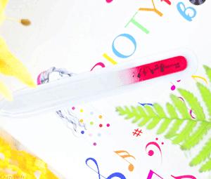 BIOTYFULL - 1 belle limes à ongles